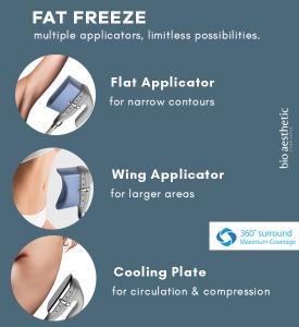 fat freeze singapore bio aesthetic applicator