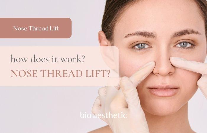 nose thread lift singapore work