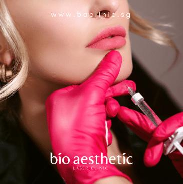 chin filler bio aesthetic