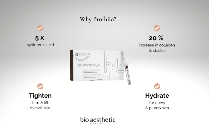 benefits of profhilo - profhilo face fillers