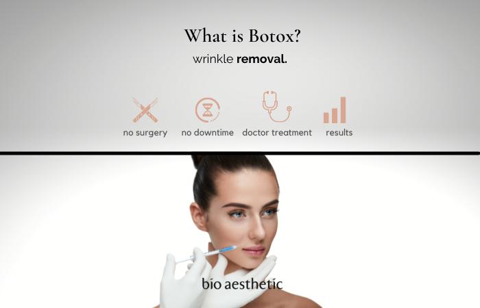 what is botox? botox price bio aesthetic