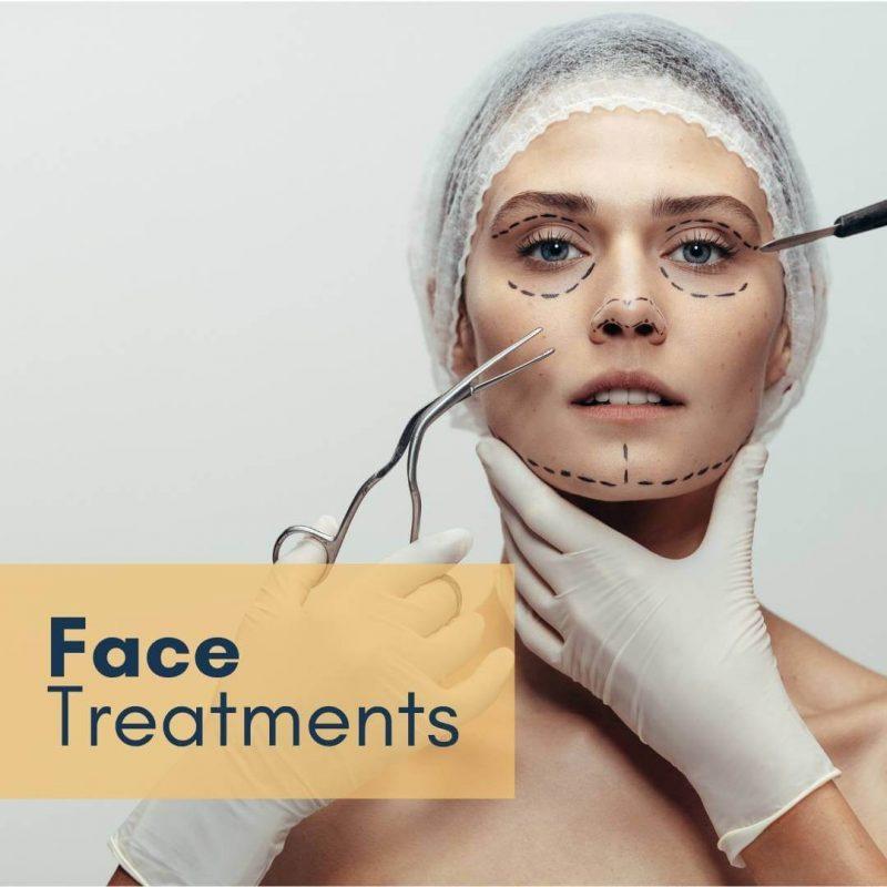 Face treatment aesthetic clinic Singapore
